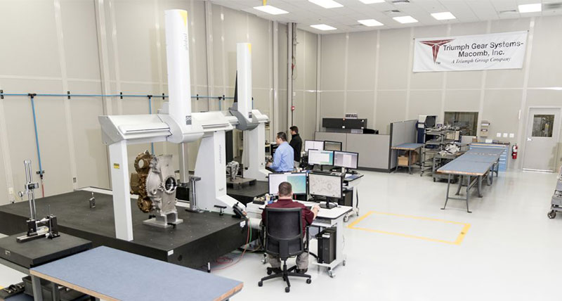 Triumph-Gear-Metrology-Lab